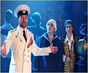Opera Celebrating Russian Annexation of Crimea