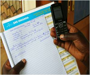 In Rwanda, a Phone Text Message can Save a Mother and Her Baby
