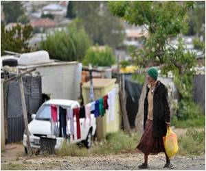 South Africa's Problems Meet in Diepsloot