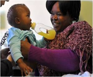 Decrease Noted in Baby Infections Thanks to AIDS Treatment in S.Africa