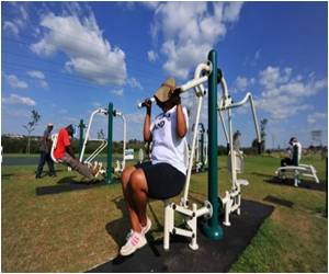 South Africa: Outdoor Gyms to Fight Fat