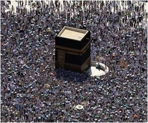 Virus Fears Stop Elderly from Performing Hajj