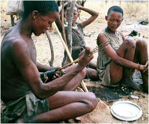 What Do Bushmen Talk About Sitting Around A Fire?