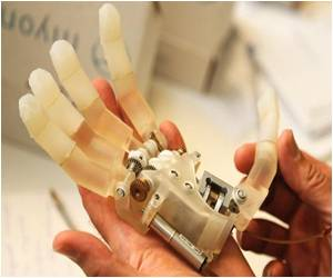 'Bionic Hand' can Now Sense Shape Texture for the Amputee