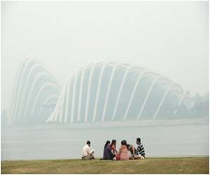Singapore's Clean and Green Image Sullied by Indonesian Forest Fires