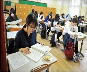 South Korea Put to the Test for Annual College Entrance Exams