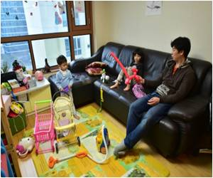 South Korea's 'Brave' Stay-At-Home Fathers, More Men Opting for Paternity Leave