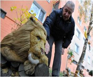Slovak Pensioner Opens Abandoned Stuffed Animal Zoo