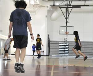 Exercise Tips to Keep Your Children Fit in This Summer Vacation
