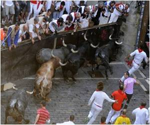 Spain's Bull-running Festival Ends After 50 Sent to Hospital
