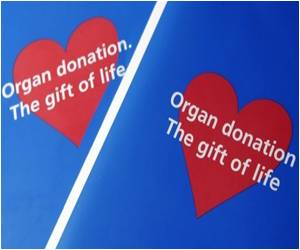 Spain Tops Table for Organ Donations