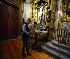 Remains of 'Quixote' Author Cervantes Hunted by Spain