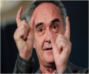 Chef Ferran Adria Unveils Cooking 'Laboratory'