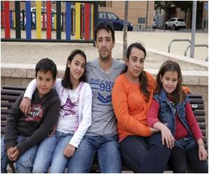 Children in Spain Face Worsening Poverty