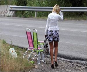 Spain Prostitutes Hit Out Against Street-walking Crackdown