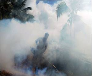 Battle Against Dengue Fever By Sri Lankan Troops