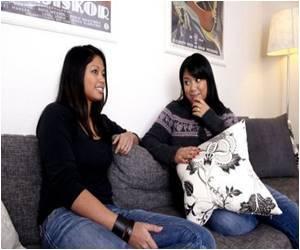 Indonesia-born Twins Reunited
