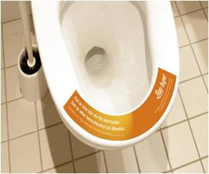 Sweden Warns Against STD's by Posting Cheeky Messages on Airport Toilet Seats