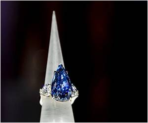 Selling Flawless Blue Diamond for $24 Million at Geneva Auction