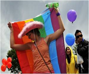 Swiss Gay Parade Led by 12,000