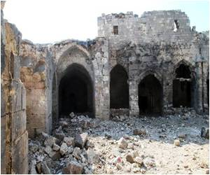 Fierce Battles Make No Difference to Famed Syria Crusader Castle
