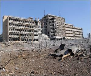 Eradicated Diseases Return in War Struck Syria