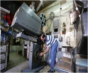 Cinema Paradiso Struggles to Stay Open in Damascus