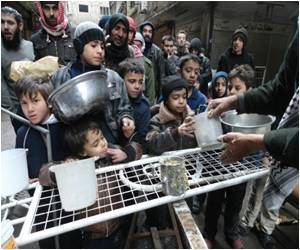 Outbreak of Typhoid in Palestinian Refugee Camp of Yarmuk: United Nations