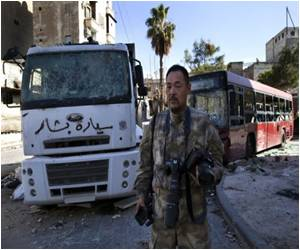 From Syria War Tourism, Bored Japanese Gets Kick