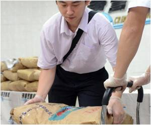 200 Kg of Ketamine Seized from China