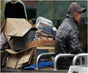 Widening Gap Between Rich and Poor Leaves Many Homeless in Taiwan