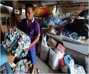 Scavenger Thai Club Turns Trash to Treasure