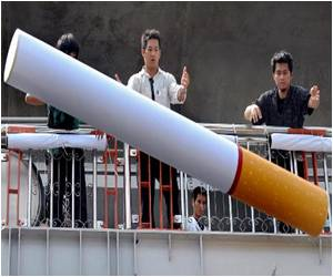 Bigger Anti-Smoking Warnings on Cigarette Packs for Thais