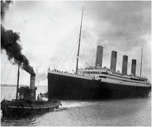 Last Letter from Titanic Fetches $200,000