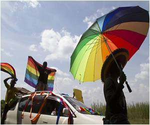 Gay Pride Party in Uganda