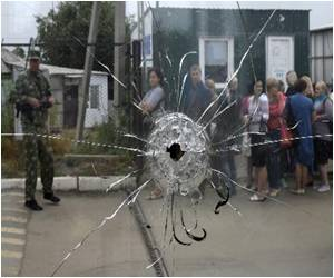 Chaos is Normal at Ukraine-Russia Border Crossing