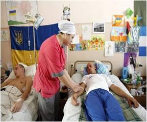 WHO Says No Vaccine Stocks in Crisis-hit Ukraine