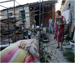 Trauma of War Haunts Children of Slavyansk