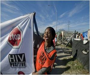 High Treatment Areas Have Low Rates of HIV Infection