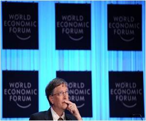 Need for Digital Revolution Against Hunger: Bill Gates