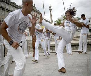 The World Heritage List Prepared by Brazil includes Capoeira, Yurts and Saunas
