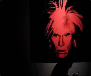 Warhol Digital Art Found by US Computer Club