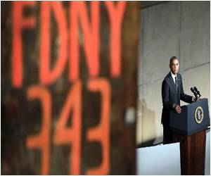 At New Museum, Obama Hails 'True Spirit' of 9/11