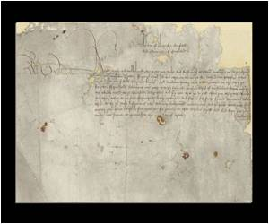 Signature of King Richard III Up for Auction in US