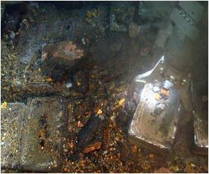 US marine salvage firm Recovers Last Silver from Sunk UK Ship