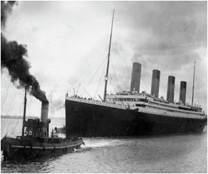 Coming Up for Auction Is Rare Photo of Titanic Iceberg