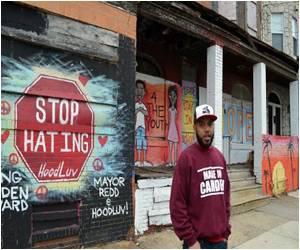 Glimmer of Hope for US Urban Decay: Ex-Drug Dealer