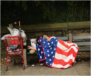 Yearly Increases in Food Aid and Homelessness Reveals US City Survey