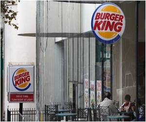 Soft Drinks Excluded from Kids' Meals in Burger King