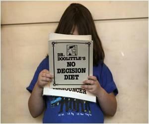 Obesity Among US Kids Starts by Kindergarten